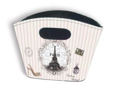 Tidy Bag - Paris Theme