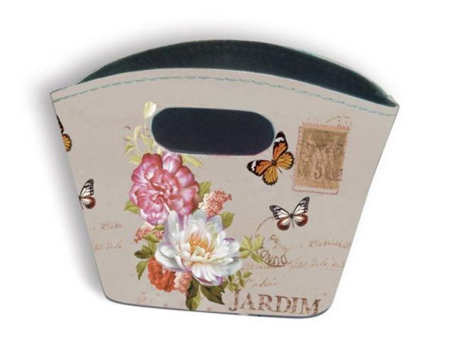 Tidy Bag - Flowers & Butterflies