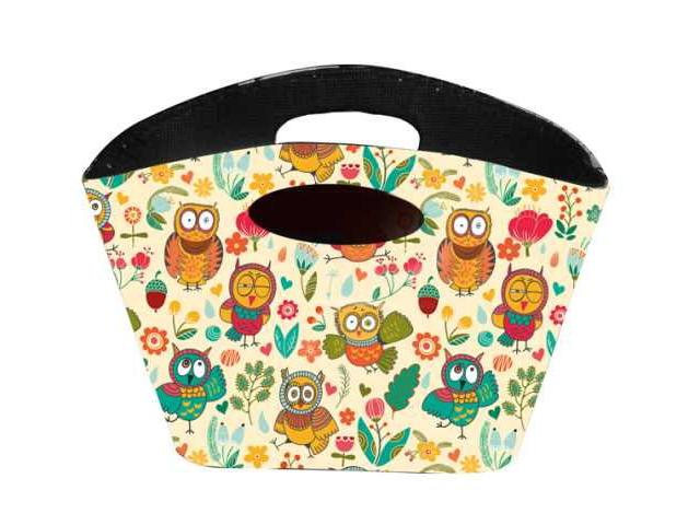Tidy Bag - Owls