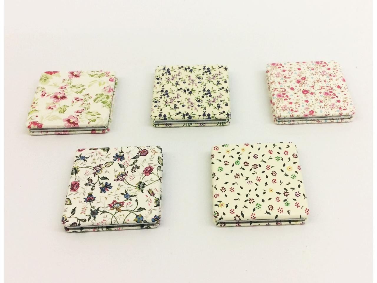 Mixed set of Square Compact Mirrors